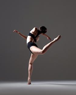 Gwendolyn Baum. Photo by Rachel Neville.