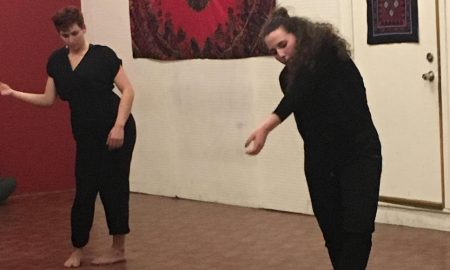 Kate Dube. Photo by Samantha Wilson.