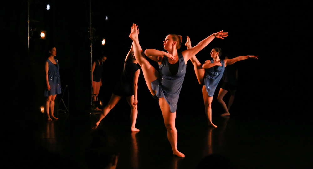 Sasso and Company's 'My Fragmented Chaos'. Photo by Olivia Blaisdell.