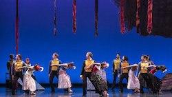 State Street Ballet in 'Carmen'. Photo by David Bazemore.