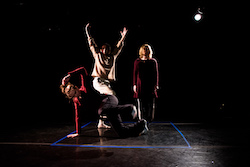 WorkHorse Dance Project. Photo by Andrew Ribner.