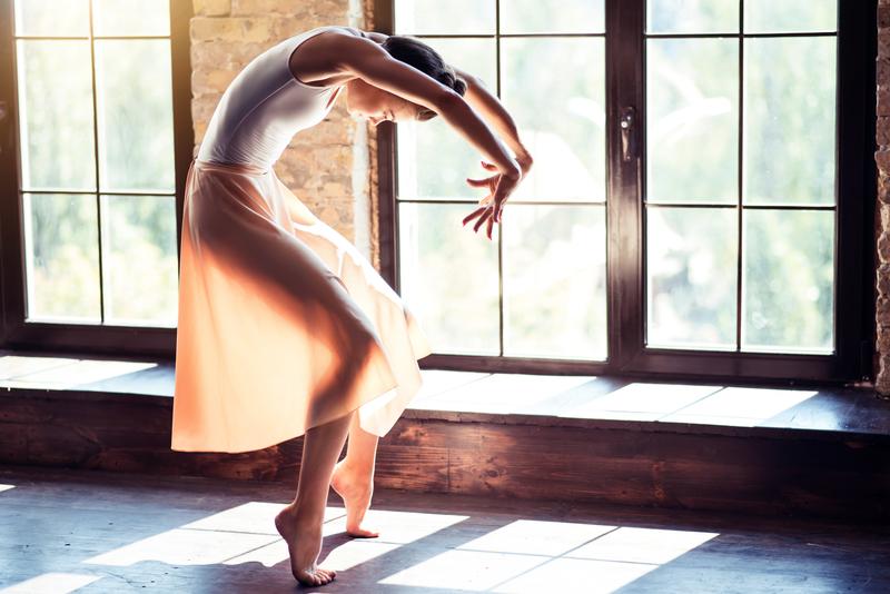 dance therapist.