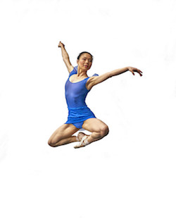 Ashley Zhang. Photo by Bill Parsons.
