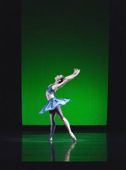 Atlanta Ballet in Stanton Welch's 'Tu Tu'. Photo by Kim Kenney.