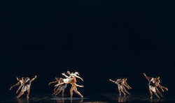 Atlanta Ballet in Stanton Welch's 'Tu Tu'. Photo by Kim Kenney