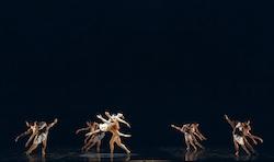 Atlanta Ballet in Stanton Welch's 'Tu Tu'. Photo by Kim Kenney