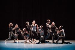 Kansas City Ballet in a work by Gabrielle Lamb. Photo Credit Brett Pruitt.