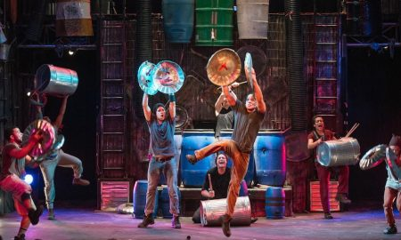 'STOMP'. Photo by Steve McNicholas.