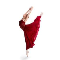 YYC Dance Project's Taryn Miller. Photo by Paul McGrath.