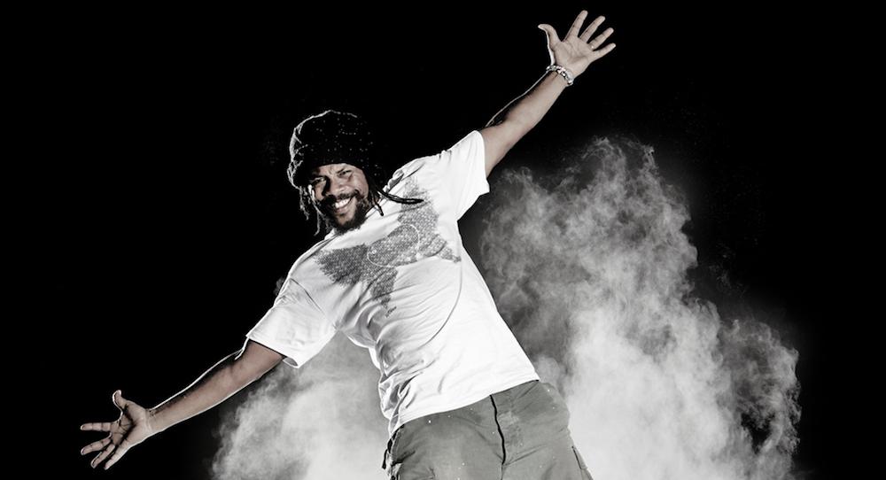 Derick K. Grant. Photo courtesy of Só Dança.