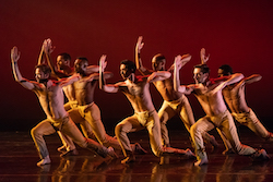 The Limón Dance Company in 'The Unsung'. Photo by Steven Pisano.