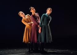 The Limón Dance Company in 'Missa Brevis'. Photo by Steven Pisano.