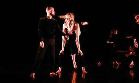 Baby's First Show. Photo by Olivia Blaisdell/halfasianlens.