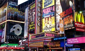 dance in New York