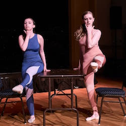 Abilities Dance in 'Colloquy'. Photo by Bill Parsons of Maximal Images.
