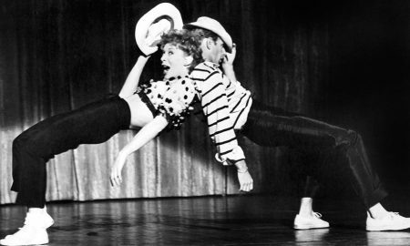 Gwen Verdon (left). Photo courtesy of The Verdon Fosse Legacy LLC.