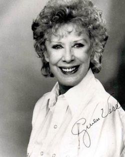 Gwen Verdon. Photo courtesy of The Verdon Fosse Legacy LLC.