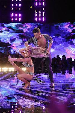'World of Dance' Qualifiers Karen y Ricardo. Photo by Trae Patton/NBC.
