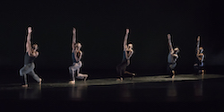 Philadanco in Dawn Marie Bazemore's 'A Movement for Five'. Photo by Julieanne Harris.
