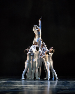 Philadanco in Thang Dao's 'Folded Prism'. Photo by Julieanne Harris.