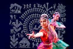 South Indian classical dance form Bharatnatyam
