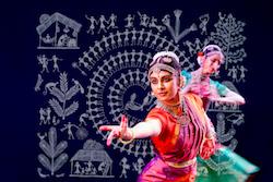 South Indian classical dance form Bharatnatyam