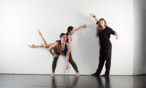 Tracie Stanfield with SynthesisDANCE. Photo by SpinKick Pictures