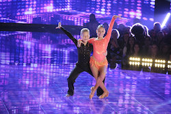 'World of Dance' Qualifiers Daniel and Mishella. Photo by Justin Lubin/NBC.