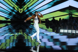 'World of Dance' Qualifier Lucas Marinetto. Photo by Justin Lubin/NBC.