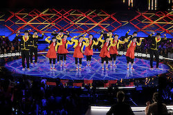 'World of Dance' Qualifiers Lock N Lol Crew. Photo by Justin Lubin/NBC.
