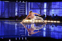 'World of Dance' Qualifier Michael Dameski. Photo by Justin Lubin/NBC.