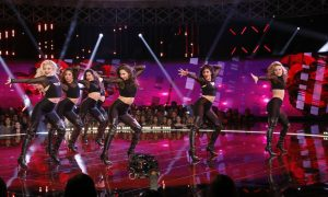 'World of Dance' Qualifiers Marissa & The Heartbreakers. Photo by Trae Patton/NBC.