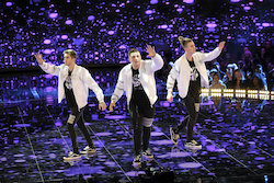 'World of Dance' Qualifiers Elektro Botz. Photo by Justin Lubin/NBC.