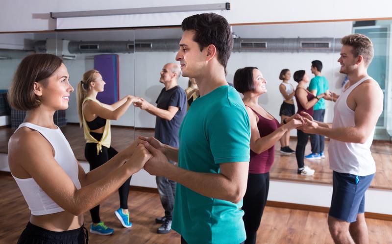 Dance for Alzheimer's