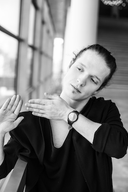 Choreographer Vladimir Varnava.