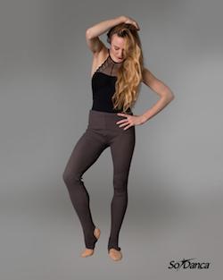 Sara Mearns for Só Dança.