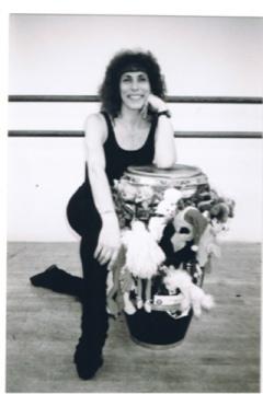 Sue Samuels. Photo courtesy of Samuels.
