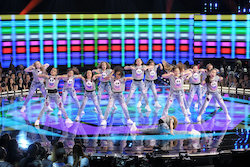'World of Dance' Qualifiers Cubcakes Dance Crew. Photo by Justin Lubin/NBC.