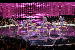 'World of Dance' Qualifiers Quad Squad. Photo by Justin Lubin/NBC.