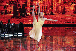 'World of Dance' Qualifier Vivian Ruiz. Photo by Justin Lubin/NBC.