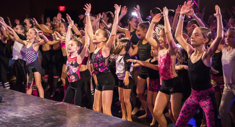 Celebrity Dance. Photo courtesy of Celebrity.