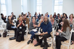 Dance/NYC Symposium 2018. Photo by Christopher Duggan, courtesy of Dance/NYC Symposium 2018.