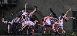Island Moving Company and Pearl Dance Project. Photo by Clarissa Lapollaph.