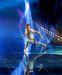 Michael Dameski on 'World of Dance'. Photo by Trae Patton/NBC.