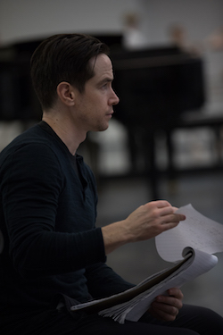Sascha Radetsky. Photo by Rosalie O'Connor.