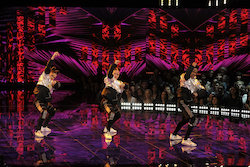 'World of Dance' Duels competitors 3 Xtreme. Photo by Justin Lubin/NBC.