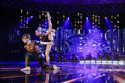 'World of Dance' Qualifiers Avery and Marcus. Photo by Trae Patton/NBC.