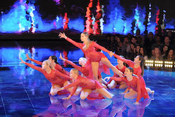 'World of Dance' Duels competitors Expressenz. Photo by Justin Lubin/NBC.