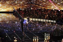 'World of Dance' Duels competitor Jaxon Willard. Photo by Justin Lubin/NBC.