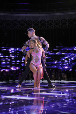 'World of Dance' Duels competitors Karen y Ricardo. Photo by Trae Patton/NBC.